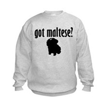 Got Maltese? (1) Sweatshirt