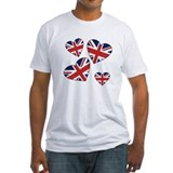 Four British Hearts Shirt