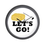 Hey! Ho! Let's Go! Wall Clock