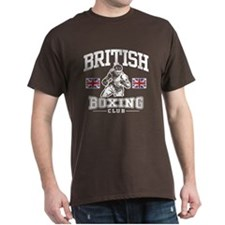 British Boxing T-Shirt