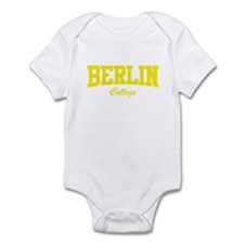 Berlin College Infant Bodysuit