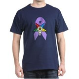Eastern Star Cancer Awareness T-Shirt