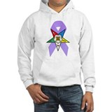 Eastern Star Cancer Awareness Jumper Hoody