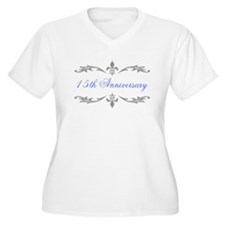 15th Wedding Anniversary T-Shirt