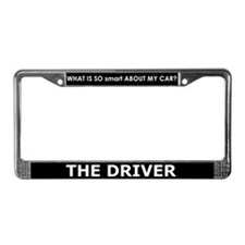 Mercedes smart car License Plate Frame