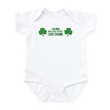 San Diego lucky charms Infant Bodysuit