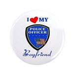Police Boyfriend 3.5&quot; Button (100 pack)