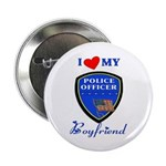 Police Boyfriend 2.25&quot; Button (100 pack)