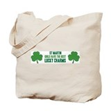 St Martin lucky charms Tote Bag