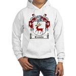 Cremin Coat of Arms Hooded Sweatshirt