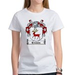 Cremin Coat of Arms Women's T-Shirt