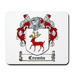 Cremin Coat of Arms Mousepad