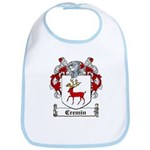 Cremin Coat of Arms Bib