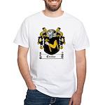 Croke Coat of Arms White T-Shirt
