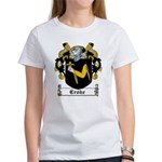 Croke Coat of Arms Women's T-Shirt