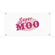 Super Moo Banner