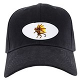 Yellow Dragon Baseball Cap