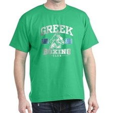 Greek Boxing T-Shirt