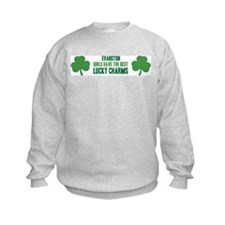 Evanston lucky charms Sweatshirt