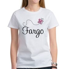 Pretty Fargo North Dakota Tee