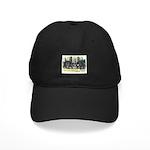 Audubon Black Bear Animal Black Cap
