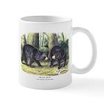 Audubon Black Bear Animal Mug