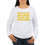 Shirt > House Women's Long Sleeve T-Shirt