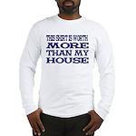 Shirt > House Long Sleeve T-Shirt