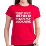 Shirt > House Women's Dark T-Shirt