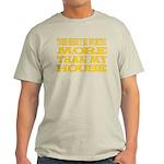 Shirt > House Light/Gold T-Shirt