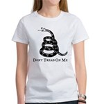 Don't Tread On Me Women's T-Shirt