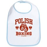Polish Boxing Bib