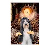 Queen / Beardie #6 Postcards (Package of 8)