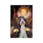 Queen / Beardie #6 Rectangle Magnet (100 pack)