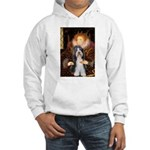 Queen / Beardie #6 Hooded Sweatshirt