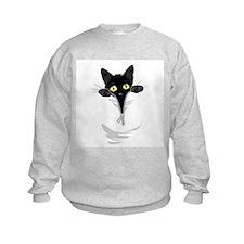 Pocket Kitten Sweatshirt