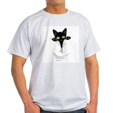Pocket Kitten T-Shirt