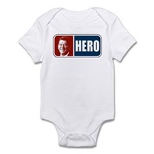 Ronald Reagan Hero Infant Bodysuit