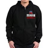 Reagan University Zip Hoodie