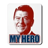 My Hero Reagan Mousepad
