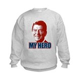 My Hero Reagan Sweatshirt
