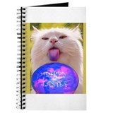 Easter Cat Journal