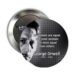 Animal Farm: George Orwell Button