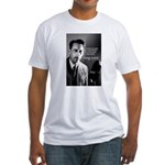 Animal Farm: George Orwell Fitted T-Shirt