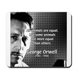 Animal Farm: George Orwell Mousepad