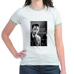 Animal Farm: George Orwell Jr. Ringer T-Shirt