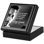 Animal Farm: George Orwell Keepsake Box