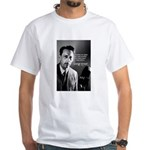 Animal Farm: George Orwell White T-Shirt