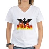 Unique Fire Shirt