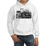 George Orwell: Language Thought Hooded Sweatshirt